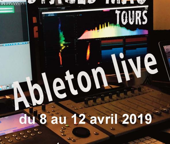 Maitriser Ableton Live du studio à la scène