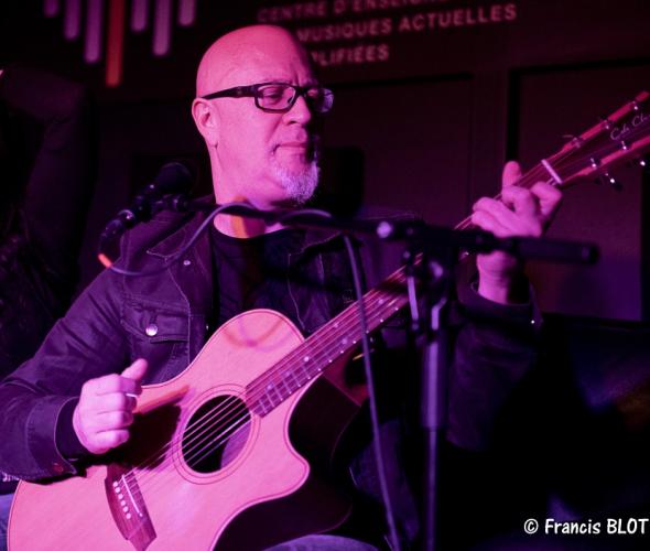 Stage Guitare avec Christophe GODIN