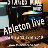 Maîtriser Ableton Live du studio à la scène