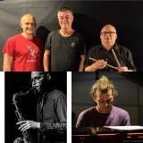 Gérard Keryjaouën Trio invite Léo Montana et Ricardo Izquierdo