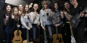 Cours collectifs guitare
