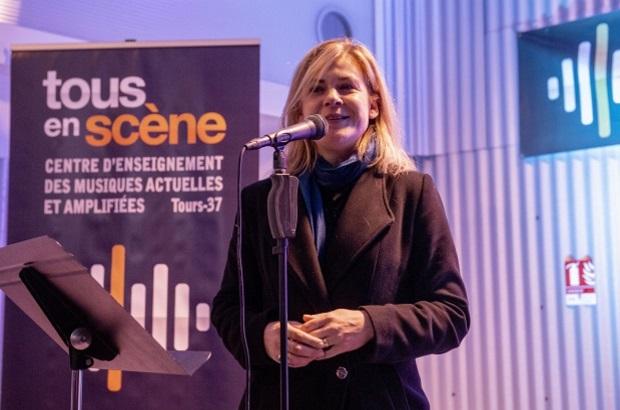 Vice-présidente du conseil régional Centre Val-de-Loire
