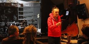 Stage Guitare Manouche Hervé LEGEAY Tous en Scène Tours