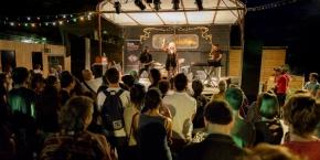 Karma Duo, Farlight, Racine à la Guinguette de Tours