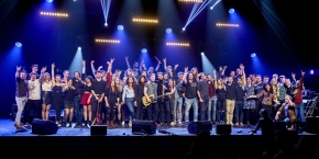 Concert des Ateliers loisirs et des cycles professionnels Tous en Scène